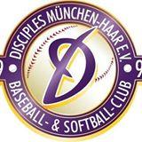 Il Logo degli Haar Disciples, team di Monaco di Baviera che milita nella Bundesliga in Germania. Sarà di scena al Pilastro Domenica 29 Marzo.