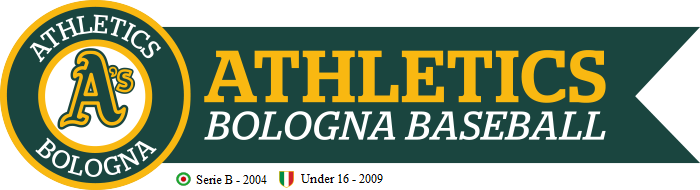 Athletics Bologna Baseball