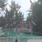 Il Tabellone di Foggia che sancisce la vittoria degli Athletics on Gara2