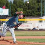 Giorgi pitcher vincente degli Athletics in Gara1
