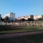 Saluto di Fine Stagione Regolare tra Viterbo e Athletics