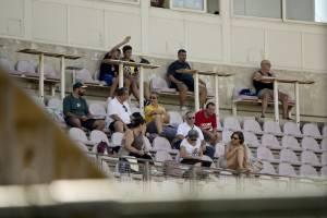 I Tifosi Athletics presenti allo Jannella