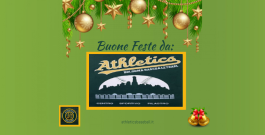 Buone Feste da Athletics Bologna Baseball