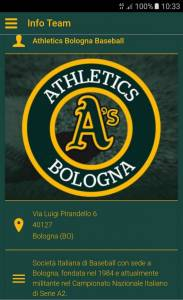 La APP Bologna Athletics