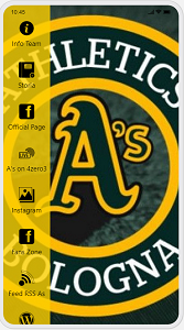 La APP degli Athletics Bologna - Download completamente Gratuito